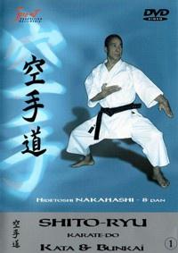 Shito-Ryu Karate-Do Kata & Bunkai Vol.1