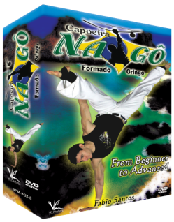 3 DVD Box Collection Capoeira - From Beginner to Advanced
