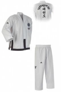 Taekwondo Anzug adidas ITF Black Belt Champion