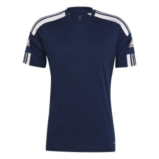 adidas T-Shirt Squadra 21 navy/weiß