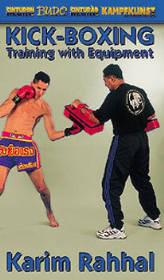 DVD: RAHHAL - KICK BOXING TRAINING WITH EQUIPMENT (157)