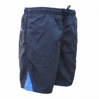 Badehose - Schwimmhose Ben navy/blau (Größe: S)