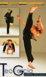 Dvd: Garcia - Martial Arts Show (114) - Vorschau
