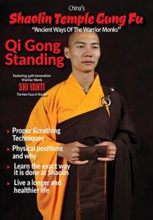 Shaolin Temple Gung Fu Vol.2 - Qi Gong Standing