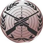Emblem Gewehr, 50mm Durchmesser - Vorschau 1