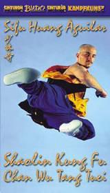 DVD: AGUILAR - SHAOLIN KUNG FU CHAN WU TANG TUEI (156)