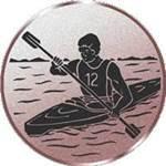 Emblem Kajak, 50mm Durchmesser