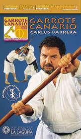 DVD: BARRERA - GARROTE CANARIO (151)