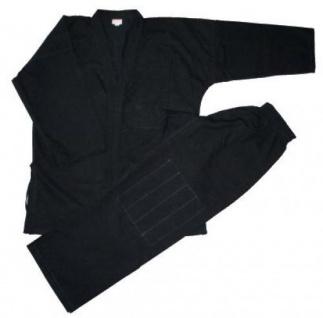 Ju-Jutsu Anzug schwarz