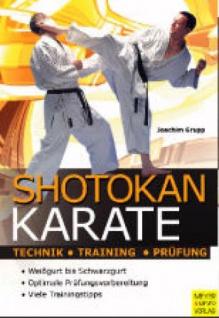 Shotokan-Karate Technik-Training-Prüfung
