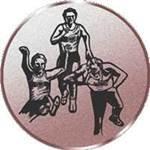 Emblem Dreikampf, 50mm Durchmesser