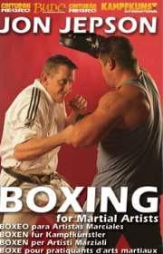 DVD: JEPSON - BOXING FOR MARTIAL ARTISTS (123D) - Vorschau