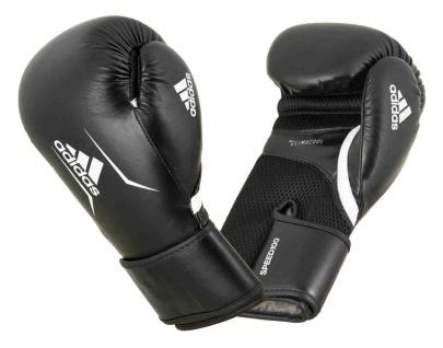 adidas Boxhandschuhe Speed 100 schwarz/weiß