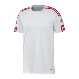 adidas T- Shirt Squadra 21 weiß/rot