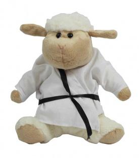 Schaf Theo mit Kampfoberteil - Vorschau