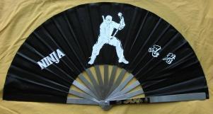 Ninja Kampf Fächer