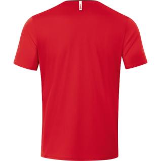 Jako T-Shirt Champ rot/weinrot - Vorschau 2