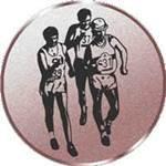 Emblem Gehen, 50mm Durchmesser