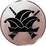 Emblem Karneval, 50mm Durchmesser