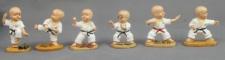 Karate/Budo Figuren Set 1