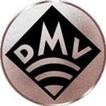 Emblem DMV, 50mm Durchmesser