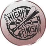 Emblem High Finish, 50mm Durchmesser