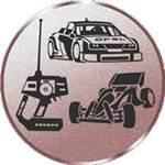 Emblem Modellauto, 50mm Durchmesser