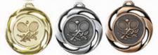 Medaille Tennis