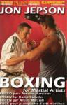 DVD: JEPSON - BOXING FOR MARTIAL ARTISTS (123D)