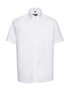 Herren Oxford Hemd kurzarm