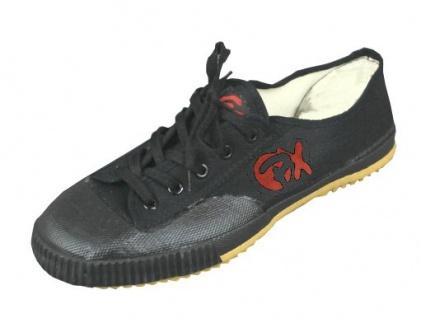 Schuhe für Kung Fu und Wu Shu schwarz
