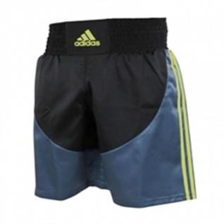 adidas Multi Boxing Short gelb/schwarz