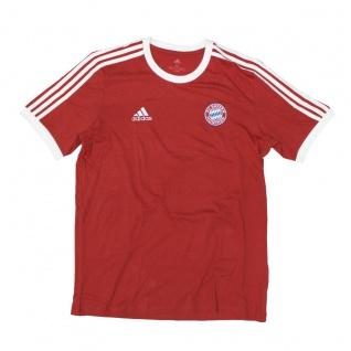 adidas FCB 3S T-Shirt rot
