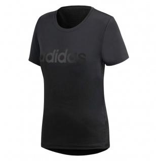 adidas Damen T-Shirt schwarz