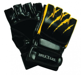 Bruce Lee Signature MMA / Grappling Handschuhe