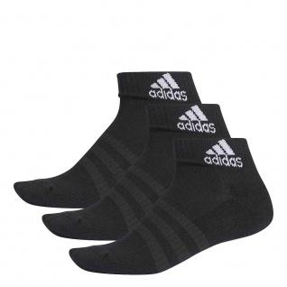adidas 3er Pack Sportsocken schwarz