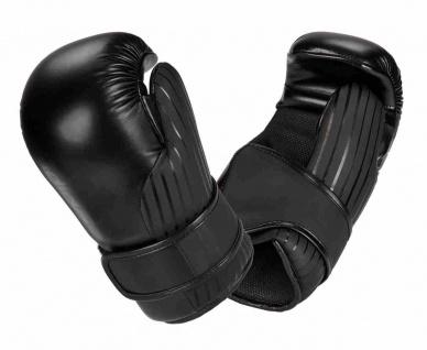 adidas Pro Point Fighter 200 Kickboxhandschuhe schwarz