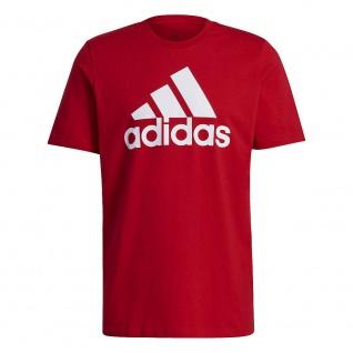 adidas T-Shirt Scarle BL rot