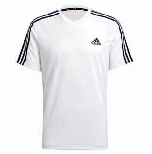 adidas T-Shirt 3S weiß