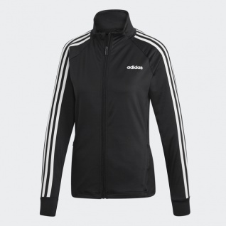 adidas Damen Trainingsjacke schwarz