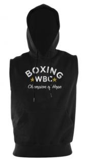 adidas Hoodie ärmellos WBC schwarz