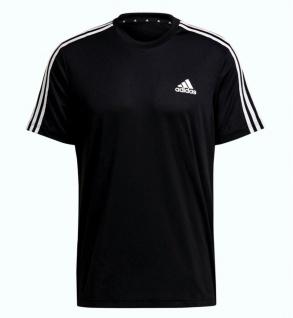 adidas T-Shirt 3S schwarz