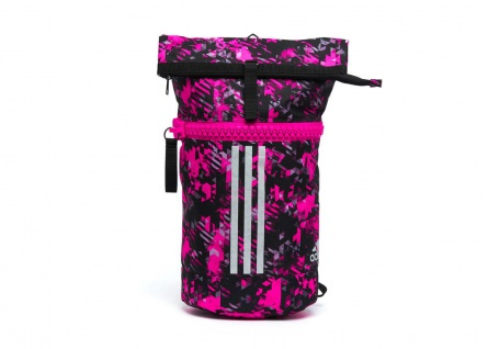 adidas Seesack - Sportrucksack camouflage pink