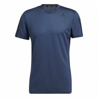 adidas T-Shirt AERO 3S navy