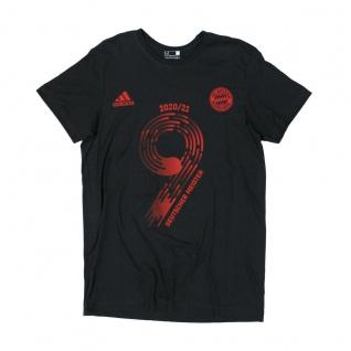 adidas FCB Meister21 T-Shirt schwarz