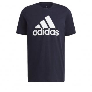 adidas T-Shirt BL schwarz