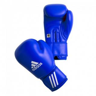 adidas AIBA Boxhandschuhe blau