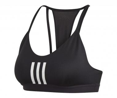 adidas Damen Sport BH schwarz