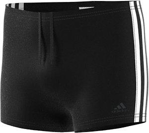 adidas Jungen Boxer Badehose schwarz