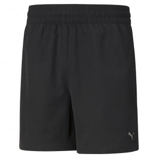 Puma Shorts Performance Woven 5 schwarz
